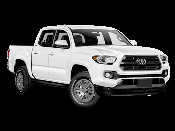 Tacoma-Pickup