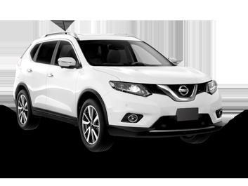 Nissan X-Trail 3 Row - AUT