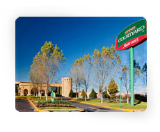 Rent a Car in Toluca - Marriot Courtyard Hotel