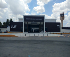 Rent a Car in Saltillo - International Airport