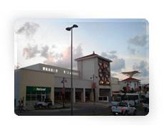 Renta de Autos en Cancún - La Isla Shopping Mall