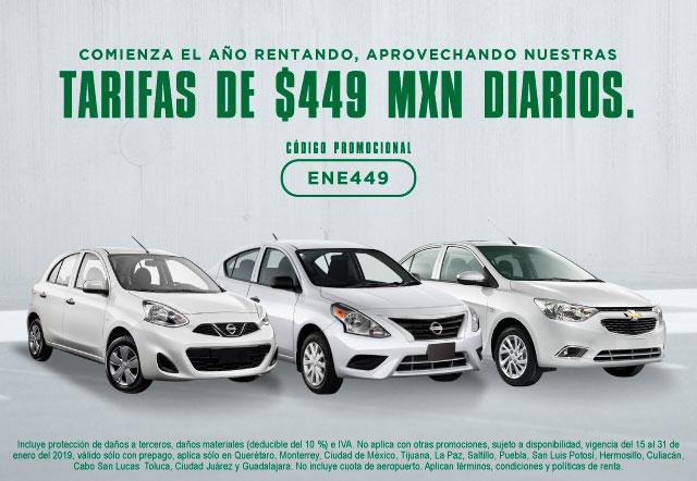 National Rent A Car La Paz Mexico