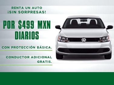 Conquista tu camino por 499 MXN diarios